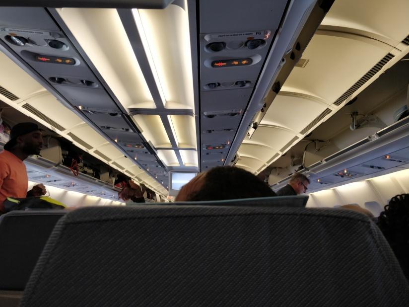 XL Airways passager