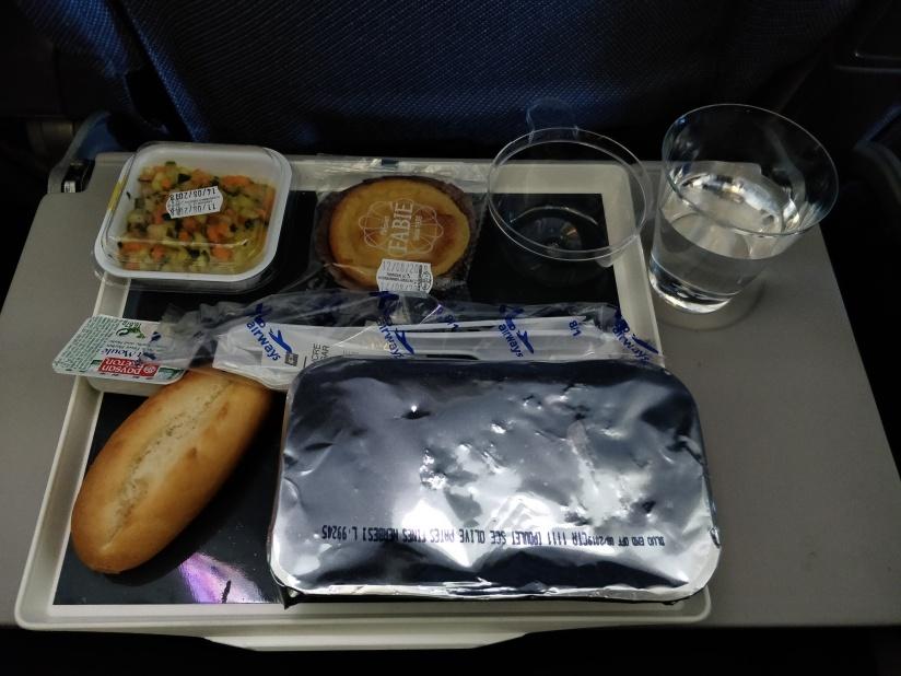 repas chaud xl airways