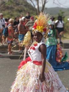 mini reine carnaval