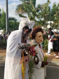 mariage burlesque